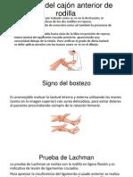 Habilidades Medicas Dra. Caldera