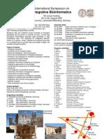 International Symposium on Integrative Bioinformatics