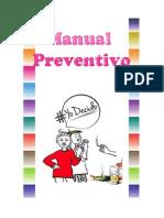 Manual Preventivo de Primer Bachillerato