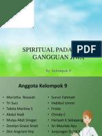Spiritual Pada Pasien Gangguan Jiwa