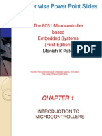 The 8051 Microcontroler Based Embedded Systems