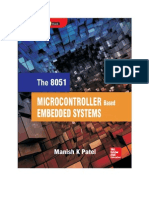 The 8051 Microcontroller Based Embedded Systems