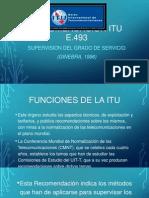 Recomendación ITU