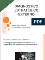 DIAGNOSTICO ESTRATÉGICO EXTERNO
