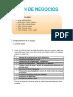 Plan de Negocios (Trabajo de Taller) (1)