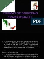 Formas de Estado Tradicionales