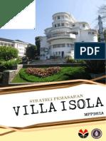Rencana Strategi Pemasaran Pariwisata