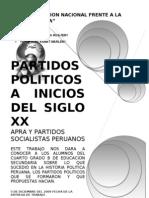 Partidos Politicos Del Peru