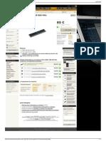 Dimm DDR2 4GB 800 MHz - Thomann España