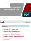 Benefits of FD Feature and Impacts of PCH Trial v1.1