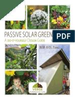 Passiv Solar Greenhouse
