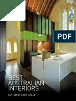 Best Australian Interiors