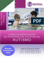 Curso de Especialista en Terapia Acuatica Autismo