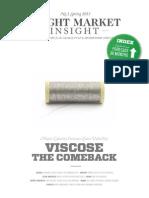 Viscose Future Market Report