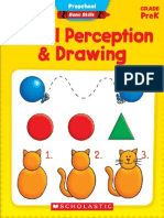PreK Visual Perception & Drawing