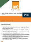 Proptiger - Half Year (2014) Market Assessment