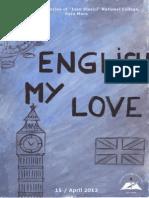 English My Love