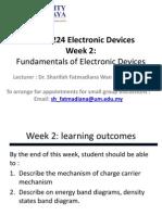 Lecture 2 Fundamentals