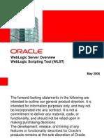 Weblogic Server Overview Weblogic Scripting Tool0 1228252752844434 9