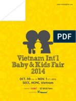 Baby&Kids Fair 2014 in Vietnam En