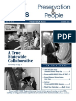 Preservation & People (PM Newsletter), Summer 2004