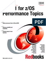 DB2 11 for ZOS Performance Topics