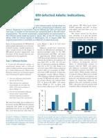 Immunizations in HIV Pts