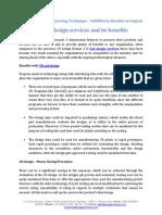 3D CAD Design Services and Its Benefits