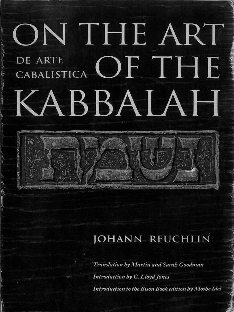 de arte cabalistica kabbalah pythagoras