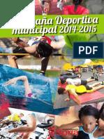 Camp a a Deport Iva Municipal 20142015