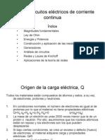 Circuito Electrico y Red Electrica