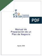 Manual de Preparación de un Plan de Negocio.pdf