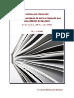 OFICINA DE FORMAÇÃO- sintese final