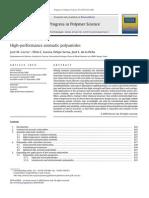 High-performance Aromatic Polyamides