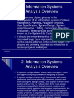 Is Analysis Overview 2
