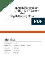 Case Report ASD