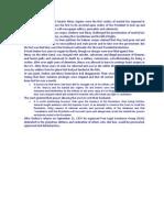 Background on Martial Law in Dizon v. Eduardo