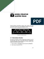 Belajar Sendiri SAP2000 Versi 10