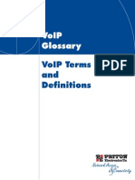 VoIP Terms and Definitions