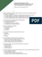 Clínicas de Ciencias Sociales, 4to. Grado Media, 2012-2013
