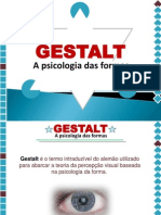 A Categorias Conceituais Da Gestalt