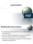 F212 Module 3 Biodiversity and Evolution