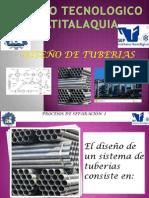 DISEÑO DE TUBERIAS.pptx