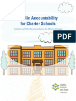 Charter Accountability Stds