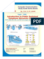 1200-Introduction to Public Switched Telephone Network