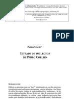 Seman_retrato de Un Lector de Paulo Cohelo