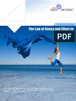 The Law of Cause and Effect in Daily Living