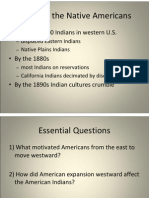 us indian policy