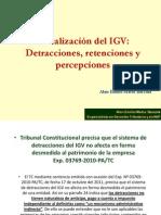 20140519 FT Alan Emilio Matos IGV Det Ret y Per