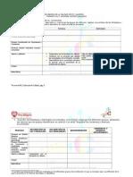 Pastoral Formato n 5 Informe Contextualizado
